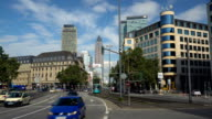 Frankfurt Downtown, Realtime video