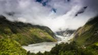 TIME LAPSE: Franz Josef Glacier New Zealand video
