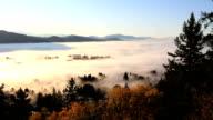 Fraser Valley Fog, British Columbia video