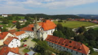 Frauenzell Monastery In Bavarian Forest video