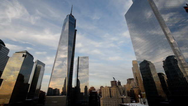 Freedom Tower Time Lapse video