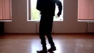 freestyle dancer practice video