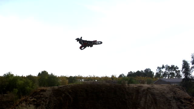 Freestyle Motocross Jump video