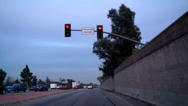 Freeway Entrance video