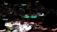 Freeway Traffic video