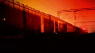 Freight Train video