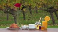 French breakfast video