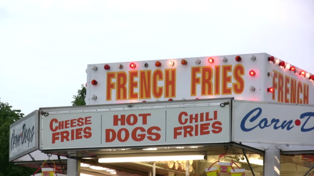 French Fry House video
