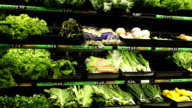 Fresh Fruits and Vegetables video