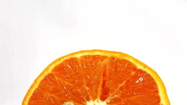 Fresh oranges. video