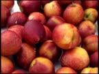 Fresh Organic Nectarines video