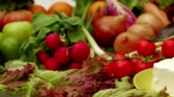 Fresh Vegetables and Fruits video