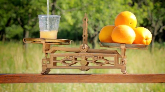 Freshly Squeezed Orange Juice video