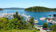 Friday Harbor Time Lapse video