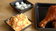 fried chicken - korean style video