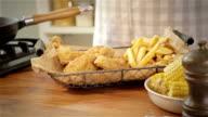 Fried Chicken video