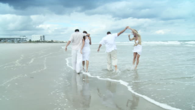 Friendship on the Beach video