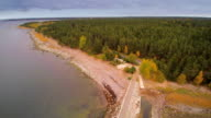 From an aerial view of the Lahemaa Park video