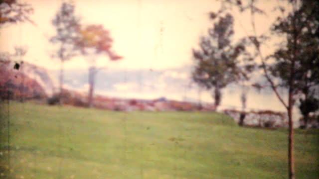 Frontenac Hotel Quebec City 1958-Vintage 8mm film video