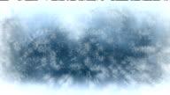 Frosty Window video