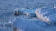 Frozen Ocean video