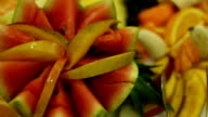 Fruit Art video