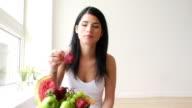 Fruit Girl video