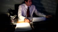 - Frustrated Businessman video