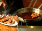 Frying Pork Chops in Large Skillet video