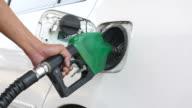 FULL HD - Fuel gas car video