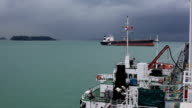 Fuel Oil Transfer. video