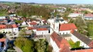 Fuerstenzell Monastery In Lower Bavaria video