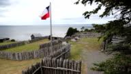 Fuerte Bulnes, Punta Arenas video