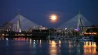 Full Moon in Boston video