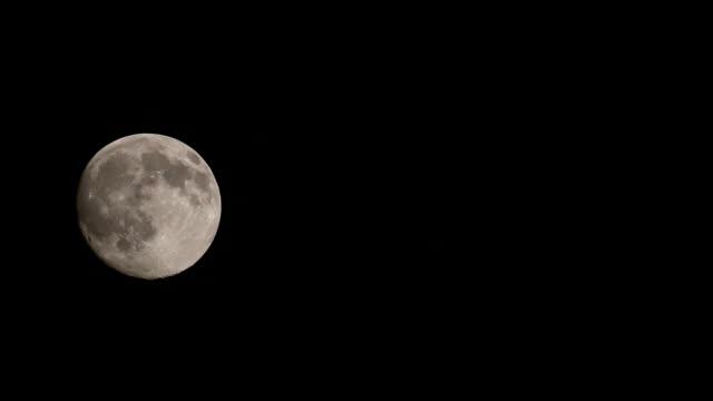 Full Moon in Night video