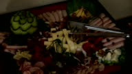 Full of delicious food video