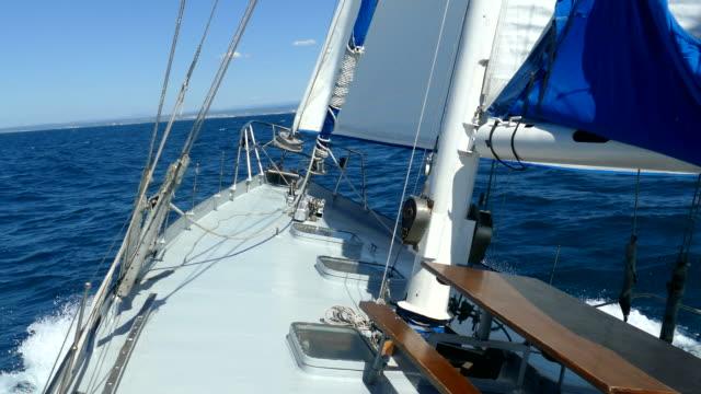 Full-wind speed sail video
