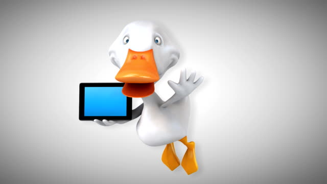 Fun duck video
