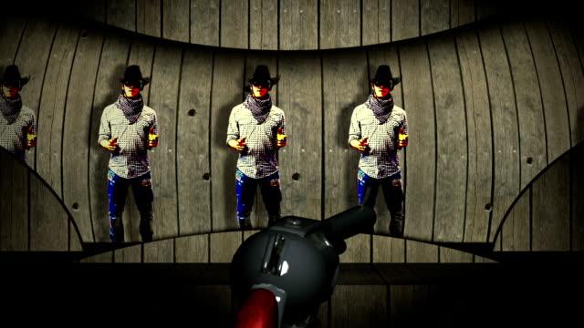 Fun game Wild West video