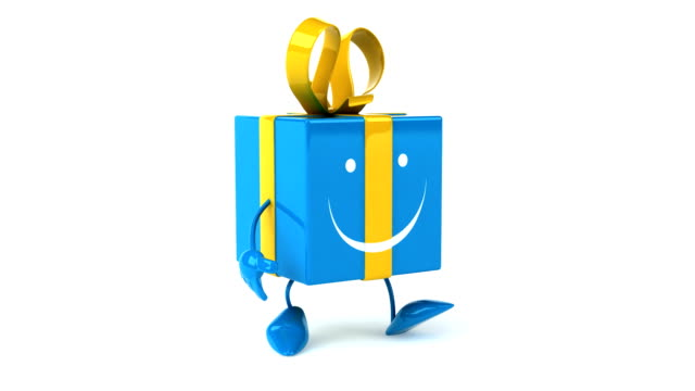 Fun gift video