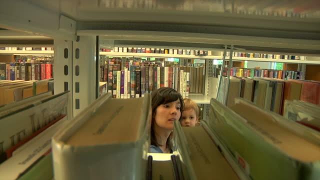 Fun In Library video