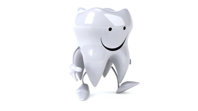 Fun tooth video
