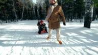 Fun Winter Activity video