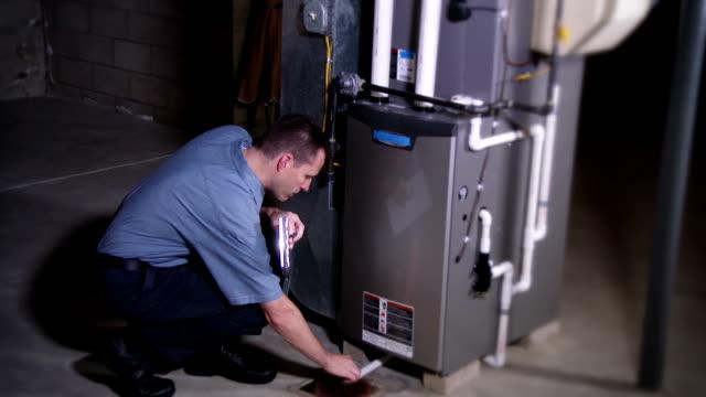 Furnace Repairman video