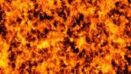 Furnance Burning Flame video