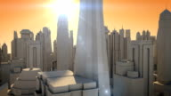 Future city afternoon video
