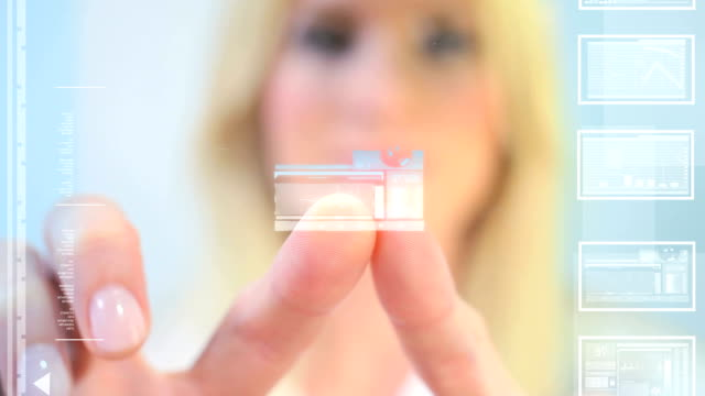 Future Medical Research Touchscreen Technology video