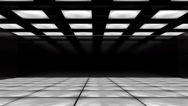 Futuristic 3D Room video