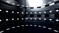 Futuristic background - 2 video