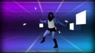 Futuristic Dancer video